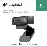 Logitech C920 Treiber