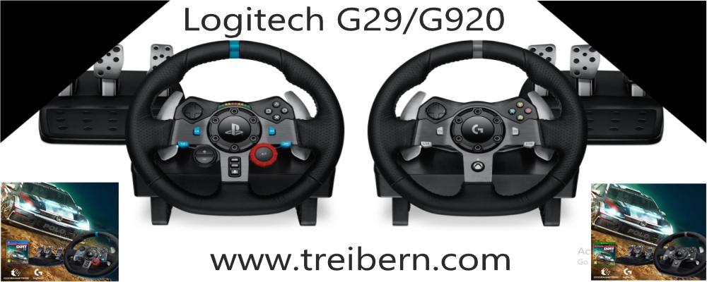 Logitech G29 Treiber Und G920