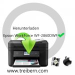 Epson WorkForce WF-2860DWF Treiber